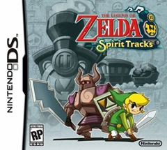 Spirit Tracks box
