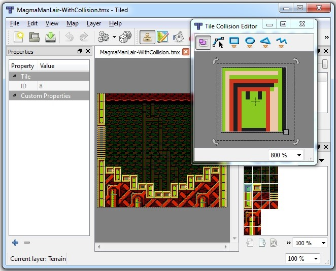 The Real-Life Adventures of Mega Dad with Tiled2Unity