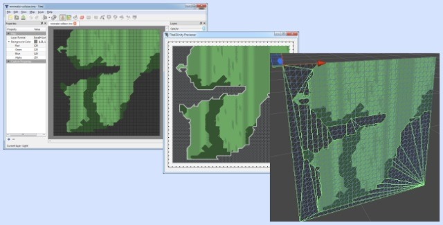 Import Tiled Maps to Unity with Tiled2Unity