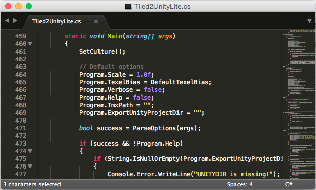 Introducing Tiled2UnityLite with Support for OSX/Linux